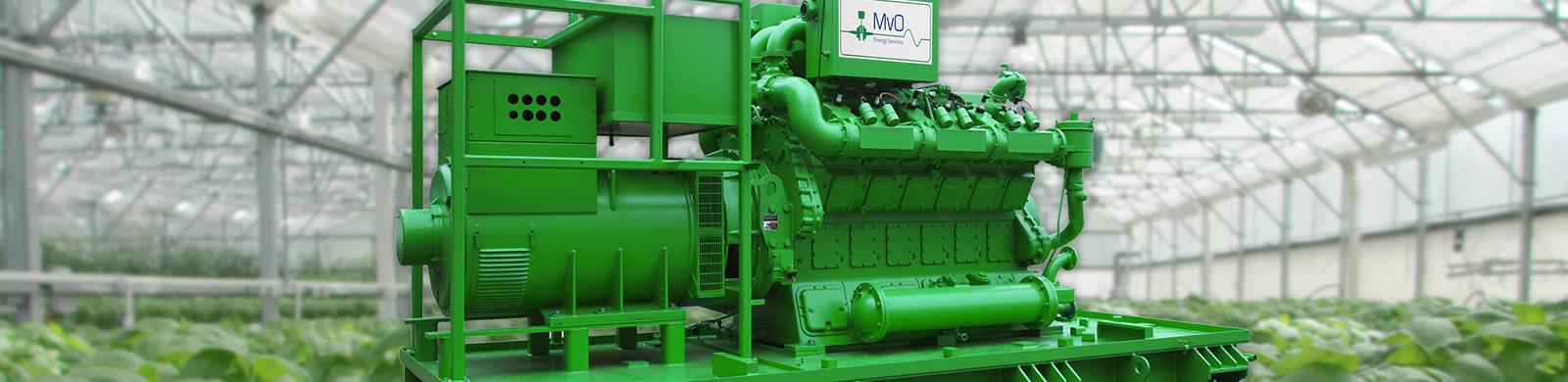 MvO Energy Services warmtekrachtinstallaties