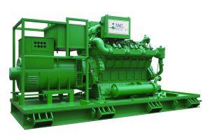 Waukesha L36 GLD HR-MVO energy services